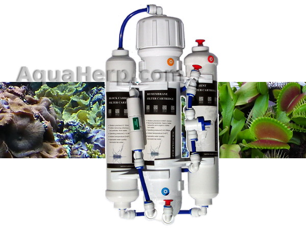 RO (Reverse Osmosis) Filter 3-Stage